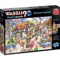 Wasgij Mystery 20: Vakantie in de Bergen (1000)