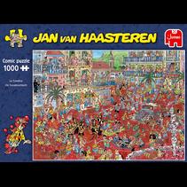 JvH: La Tomatina (1000)