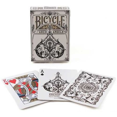 U.S. Playing Card Company Bicycle Archangels