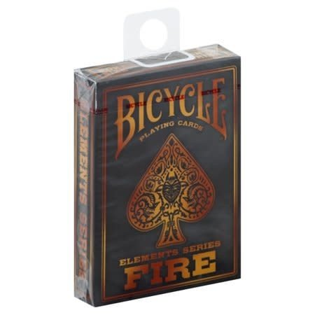 U.S. Playing Card Company Bicycle: Fire