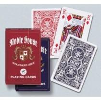 Speelkaarten geplast. Piatnik Noble House