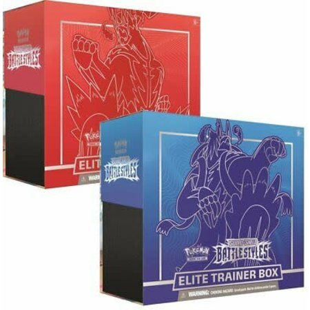 the pokemon company POK TCG Battle Styles Elite Trainer Box