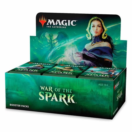 Wizards of the Coast Boosterbox MTG WAR War of the Spark