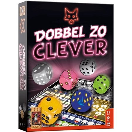 999-Games Dobbel zo Clever