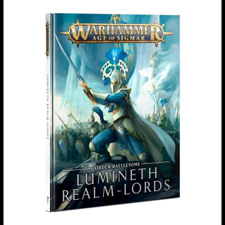 Games Workshop Battletome: Lumineth Realm-Lords (HB) (Eng)