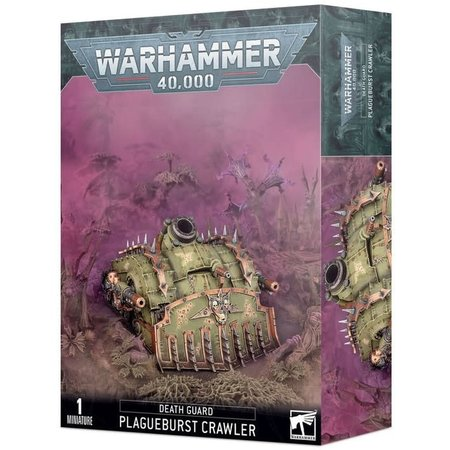Games Workshop Death Guard: Plagueburst Crawler