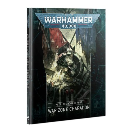 Games Workshop Charadon: Act 1: Book of Rust (HB) (Eng)