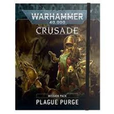 Games Workshop Plague Purge Crusade Mission Pack (Eng)