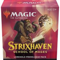 MTG STX Strixhaven Pre Release Pack - Lorehold