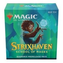 MTG STX Strixhaven Pre Release Pack - Quandrix