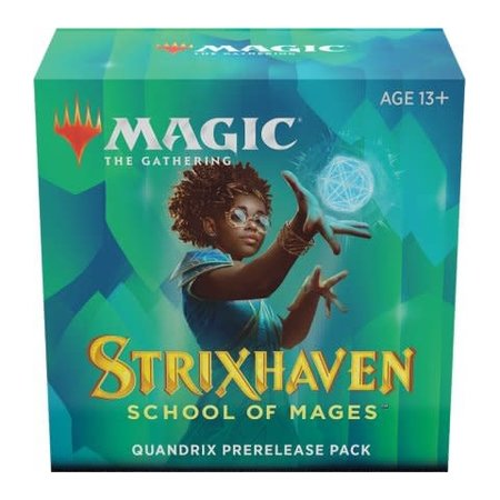 Wizards of the Coast MTG STX Strixhaven Pre Release Pack - Quandrix