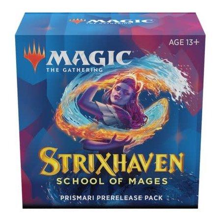 Wizards of the Coast MTG STX Strixhaven Pre Release Pack - Prismari