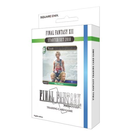 Square Enix Final Fantasy TCG: Starter set FF XII (12) 2018