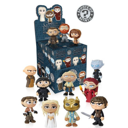 Funko Mystery Minis - Game Of Thrones Series 3