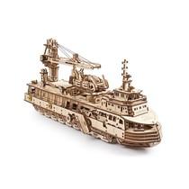 Model U-gear: Research Vessel