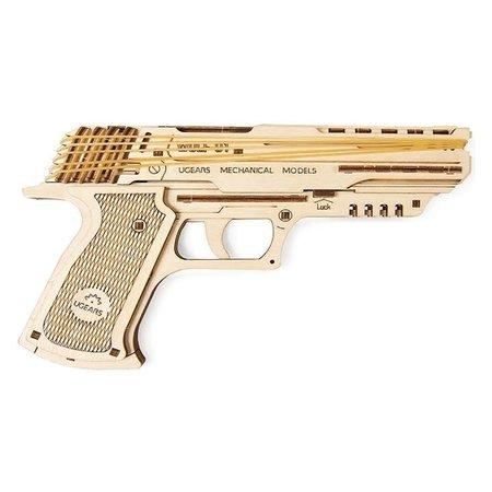 UGEARS Model U-gear: Wolf 01 Handgun