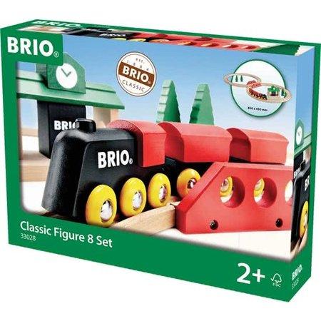 Brio Brio - Klassieke Treinset