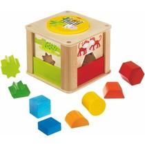 Sorteerbox Zoodieren