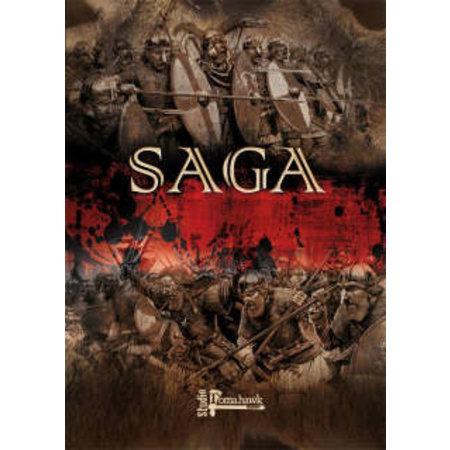 Gripping Beast Saga rulebook