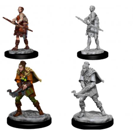 WizKids D&D Nolzur's Marvelous Miniatures - Female Human Ranger