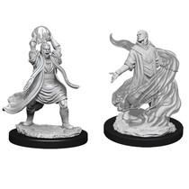 D&D Nolzur's Marvelous Miniatures Unpainted Miniatures Male Elf Sorcerer