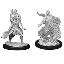 D&D Nolzur's Marvelous Miniatures Unpainted Miniatures Male Elf Sorcerer