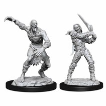D&D Nolzur's Marvelous Miniatures Unpainted Miniatures Wight & Ghast
