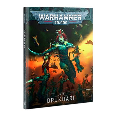 Games Workshop Codex: Drukhari (2021)