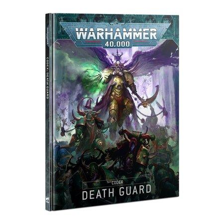Games Workshop Codex Death Guard (2021)