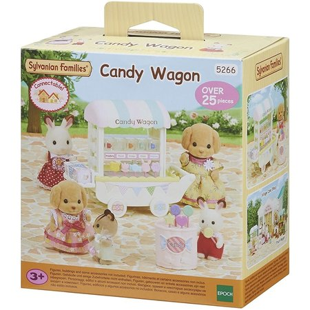 EPOCH Traumwiesen Sylvanian Families: Candy Wagon