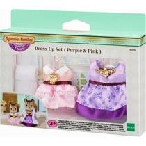 Sylvanian Families: Dress Up Set (Purple & Pink)