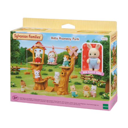 Epoch Sylvanian Families: Baby Ropeway Park