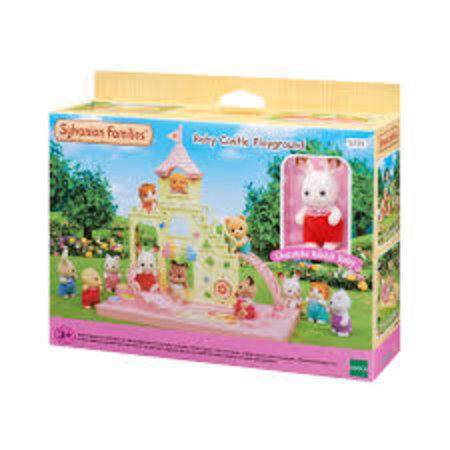 EPOCH Traumwiesen Sylvanian Families: Baby Castle Playground