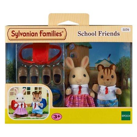 EPOCH Traumwiesen Sylvanian Families: School Friends
