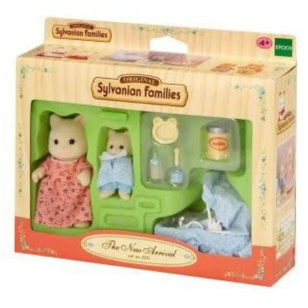 EPOCH Traumwiesen Sylvanian Families - The New Arrival