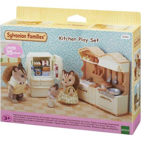 Epoch Sylvanian Families: Kitchen Play Set