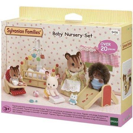 EPOCH Traumwiesen Sylvanian Families: Baby Nursery Set