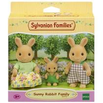 Sylvanian Families: Sunny Rabbit Family