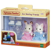 Sylvanian Families:Ice Skating Friends