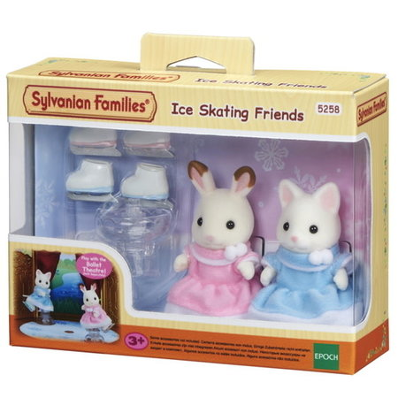 Epoch Sylvanian Families:Ice Skating Friends