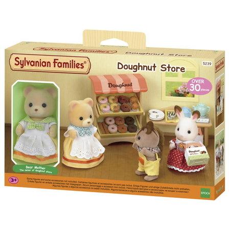 Sylvanian Families: Doughnut Store