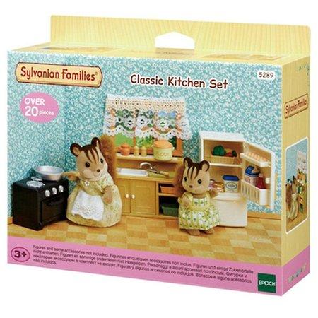 Epoch Sylvanian Families: Classic Kitchen Set