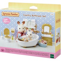 Sylvanian Families: Country Bathroom Set