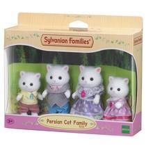 Sylvanian Families: Persian Cat Family