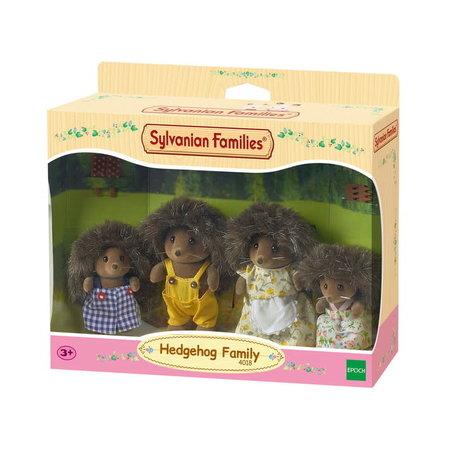 EPOCH Traumwiesen Sylvanian Families: Hedgehog Family