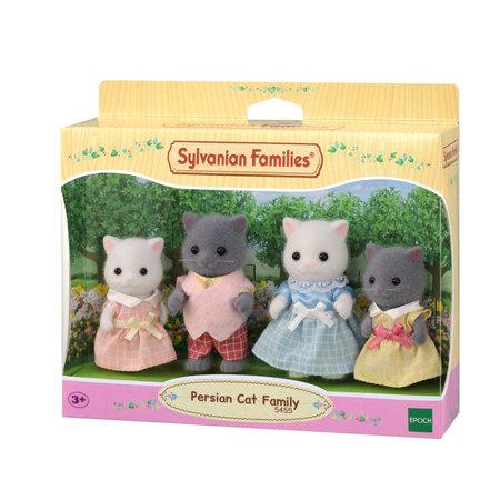 EPOCH Traumwiesen Sylvanian Families: Persian Cat Family
