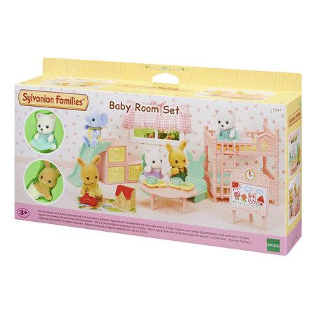 EPOCH Traumwiesen Sylvanian Families: Baby Room Set