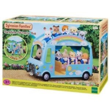 EPOCH Traumwiesen Sylvanian Families: Sunshine Nursery Bus