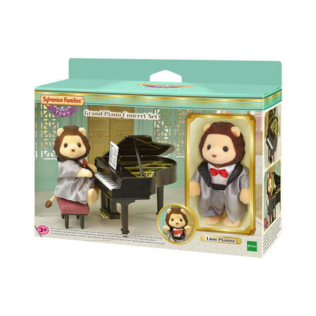Epoch Sylvanian Families: Grand piano Concert Set