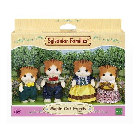 Epoch Sylvanian Families: Maple Cat Family Esdoornfamilie